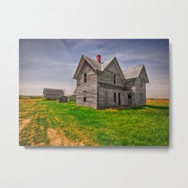 Hayden Homestead II Metal Print
