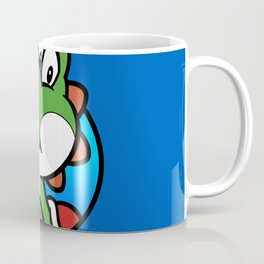 Dinosaur Companion Coffee Mug
