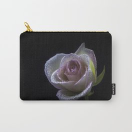 flower photography by Carlos Quintero Carry-All Pouch