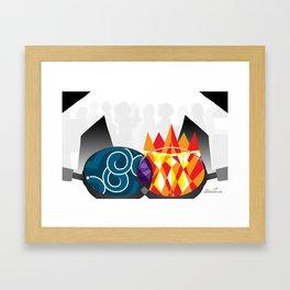 De'VIA Kitchen Framed Art Print