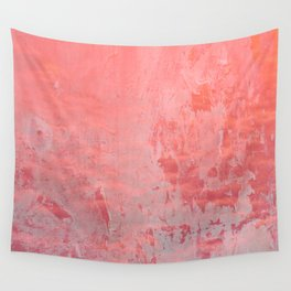 Pinky Pink Wall Tapestry