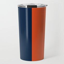 Denver Navy Travel Mug