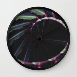 """""""Lost at the Kew"""" Wall Clock"""