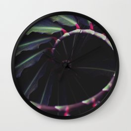 """Lost at the Kew"" Wall Clock"