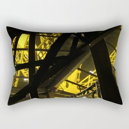 Inside The Tower I Rectangular Pillow