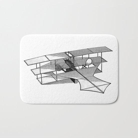 Aeroplane Bath Mat