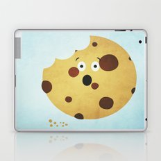 How the Cookie Crumbles Laptop & iPad Skin