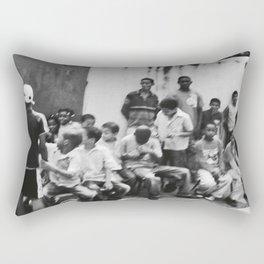 Waiting For a Miracle Rectangular Pillow