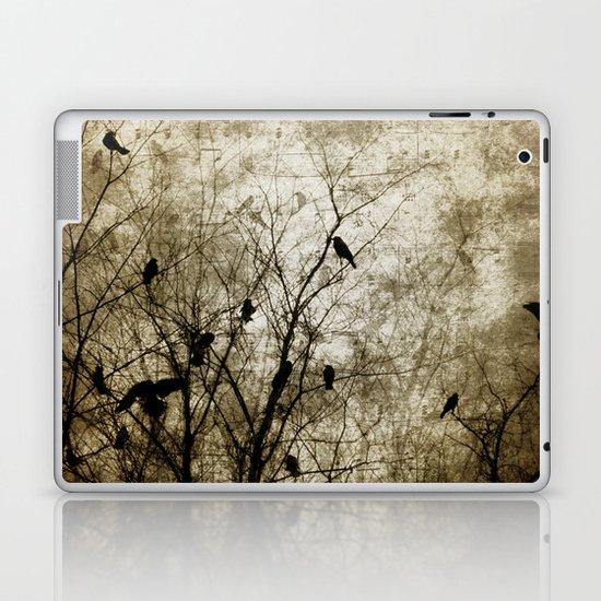 Winter Song Laptop & iPad Skin