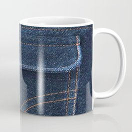 Jeans! Denims! Coffee Mug