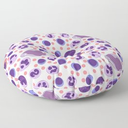 Large WBC Differential Floor Pillow
