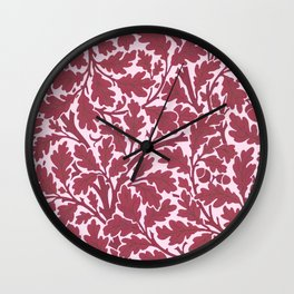 """John Henry Dearle """"Oak Tree"""" 3. Wall Clock"""