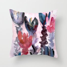 The Sentinels, #1 Throw Pillow