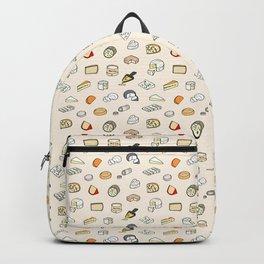 Cheese pattern Rucksack