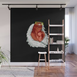 Angel's Love Wall Mural