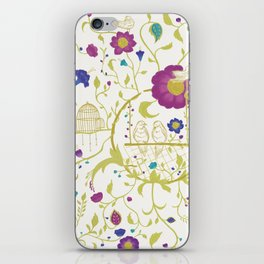 birdy romeo and juliet iPhone Skin