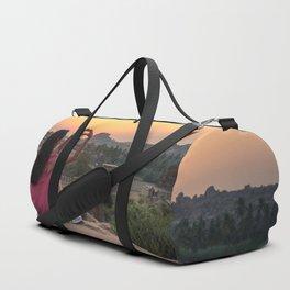 Incredible India: Hampi Duffle Bag