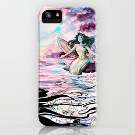 Singing Siren iPhone Case