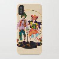 lsd iPhone & iPod Cases featuring LSD love by Natsuki Otani