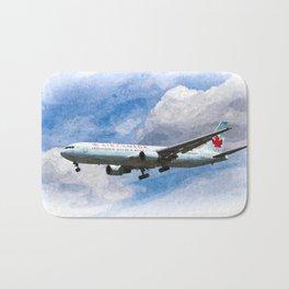 Air Canada Boeing 767 Bath Mat