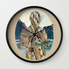 Highway Man Wall Clock