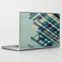 chaos Laptop & iPad Skins featuring chaos by Kakel