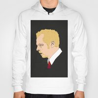 shaun of the dead Hoodies featuring Simon Pegg - Shaun Of The Dead by Tomcert