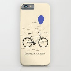 Anatomy Of A Bicycle Slim Case iPhone 6