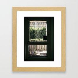 Inside-out  Framed Art Print
