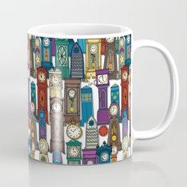 time and space white Coffee Mug