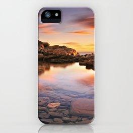 BEAUTIFUL SEASCAPE iPhone Case