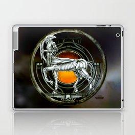 """Astrological Mechanism - Sagittarius"" Laptop & iPad Skin"