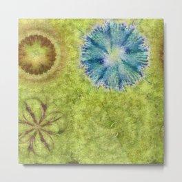Empurples Mental Picture Flower  ID:16165-094016-44020 Metal Print