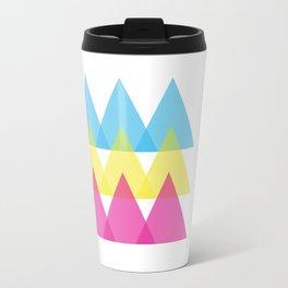 CMY Triad Travel Mug