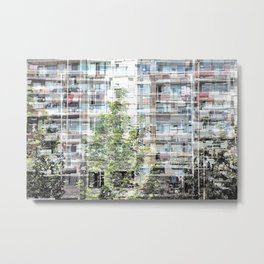 microcosm XI Metal Print