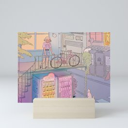 City Escape Mini Art Print