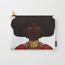 Riri Williams Carry-All Pouch