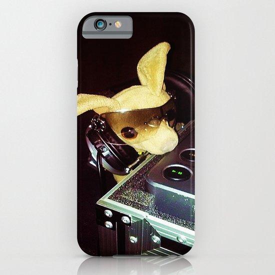 DJ Chalupa iPhone & iPod Case