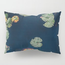 Lilly Pads Pillow Sham