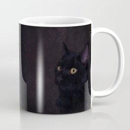 Black Cat - Prince Of Darkness Coffee Mug