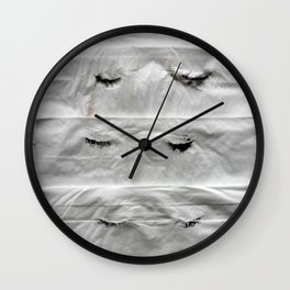 duct & cover Wall Clock