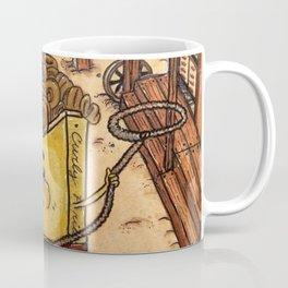 Edgar Allen Poe Coffee Mug