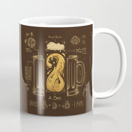Le Beer (Elixir of Life) Coffee Mug