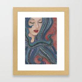 Christina Framed Art Print