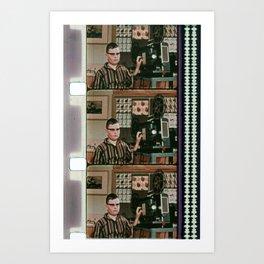 Projecto-Boy Art Print