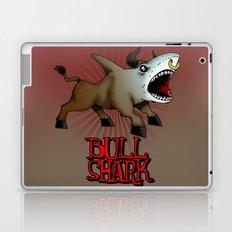 Bull Shark Version 2 Animal Series by RonkyTonk Laptop & iPad Skin