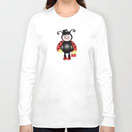 Miss ladybug Long Sleeve T-shirt