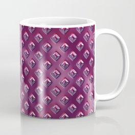 Futuristic Purple Coffee Mug