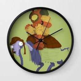 Horsey Wall Clock