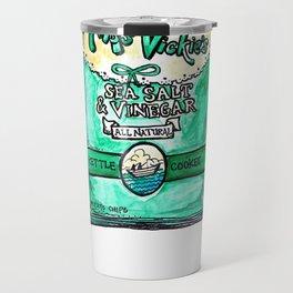 Miss Vickis Salt + Vin Chips Travel Mug